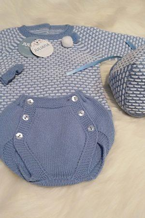 Conjunto Juliana lana
